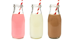 Production of Flavored Milk Drinks - PL
