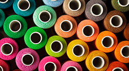 Polymer/Pigment Dispersion in Textile Manufacture - PL